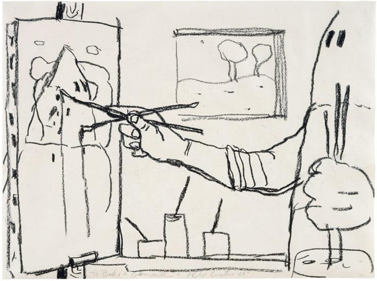 Guston-artist