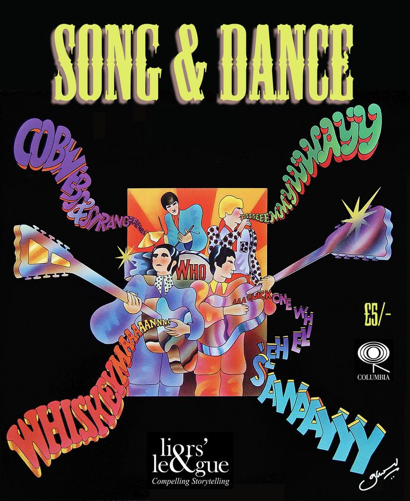 Song&Dance copy